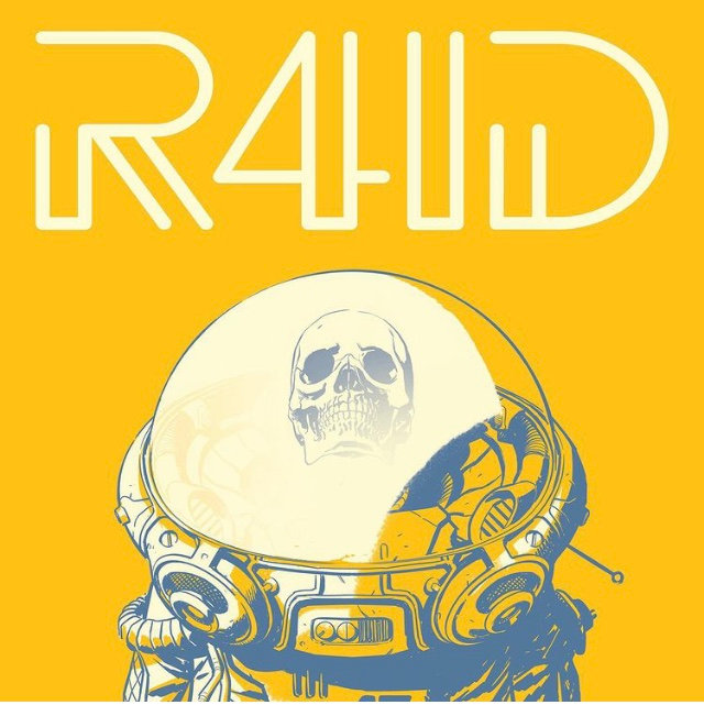 R4ID cover